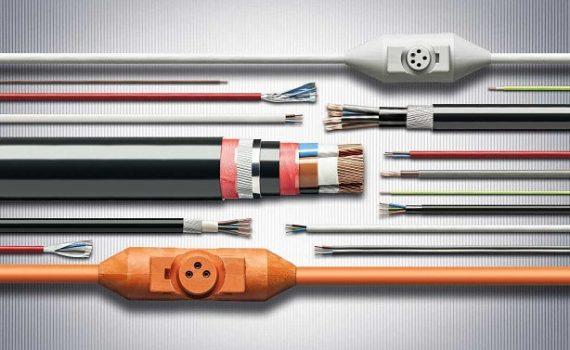 Draka wiring cables